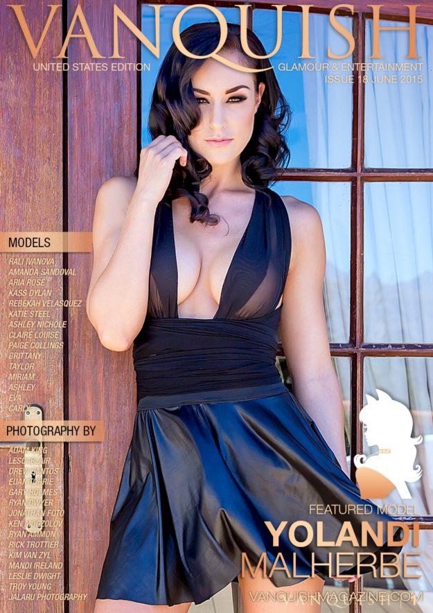 Vanquish Magazine US – June 2015 – Yolandi Malherbe