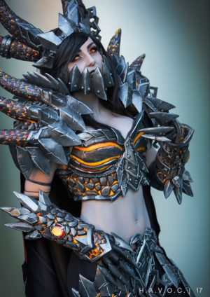 HAVOC Female Deathwing 6