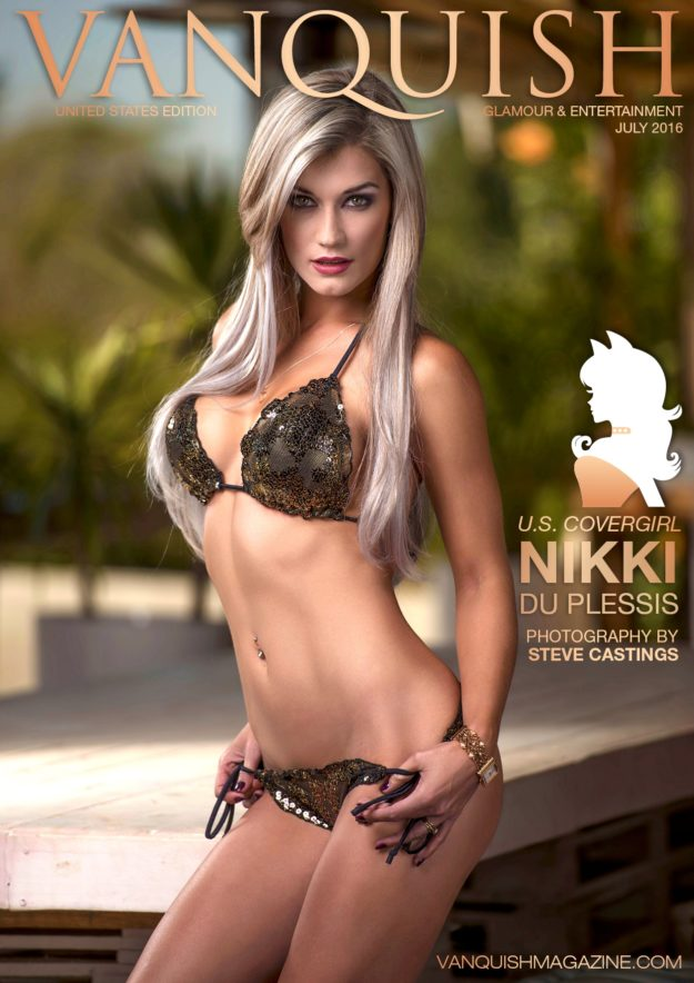 Vanquish Magazine – July 2016 – Nikki Du Plessis
