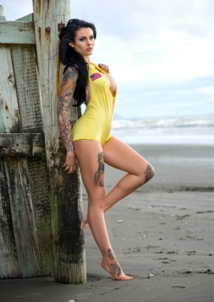 Busty Brunettes Stefanie Knight 2