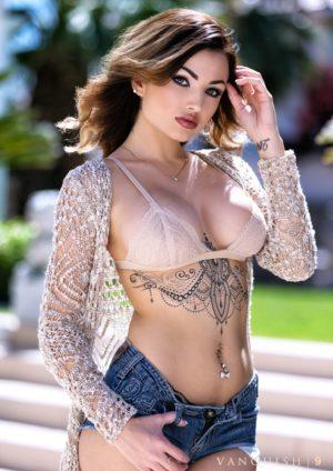 Busty Brunettes Charlotte Lambert 2