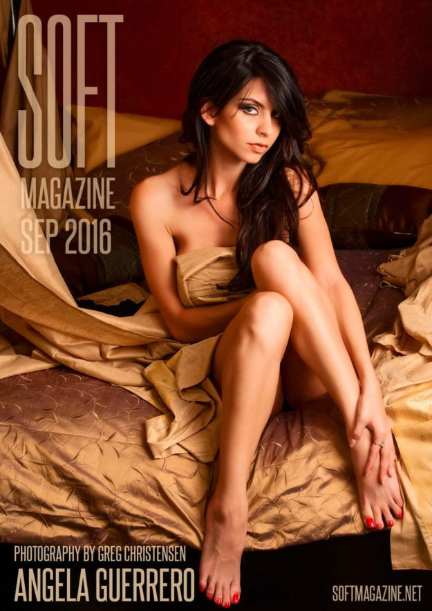 Soft – September 2016 – Angela Guerrero