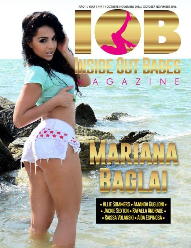 IOB – Inside Out Babes Magazine – Oct – Nov 2016