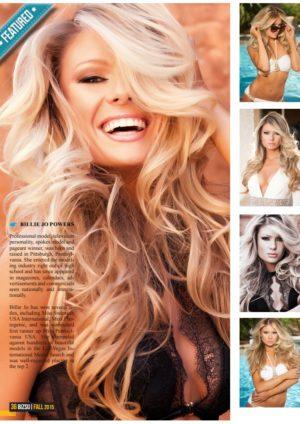 BIZSU Magazine - Fall 2015 - Jennifer Lopez 3