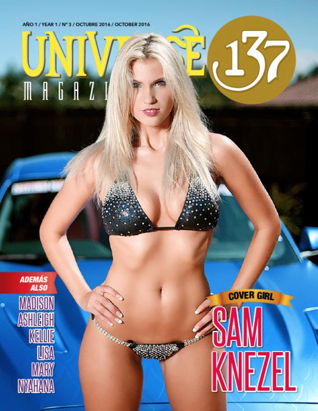 Universe 137 Magazine – October 2016