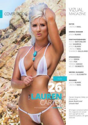 Vizual Magazine Vol 4 - May 2015 3