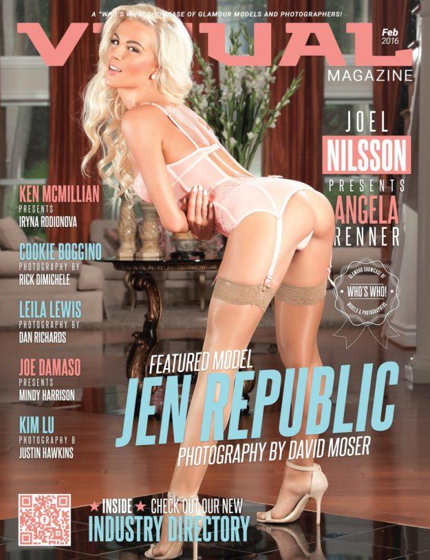 Vizual Magazine Vol 13 – February 2016