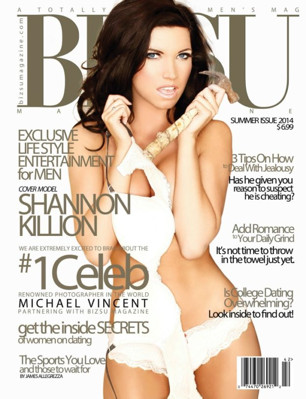 Bizsu Magazine – Summer 2014 – Shannon Killion