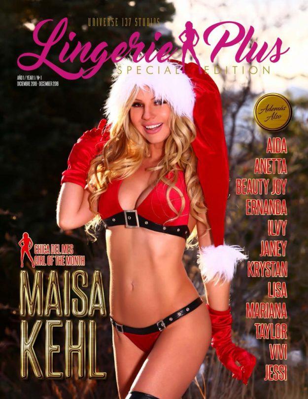 Lingerie Plus – Universe 137 Magazine
