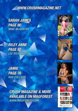 Crush Magazine - December 2016 - Part 2 - Alessandra Sironi 2
