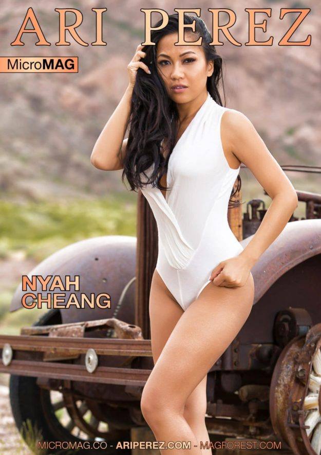 Ari Perez MicroMAG – Nyah Cheang