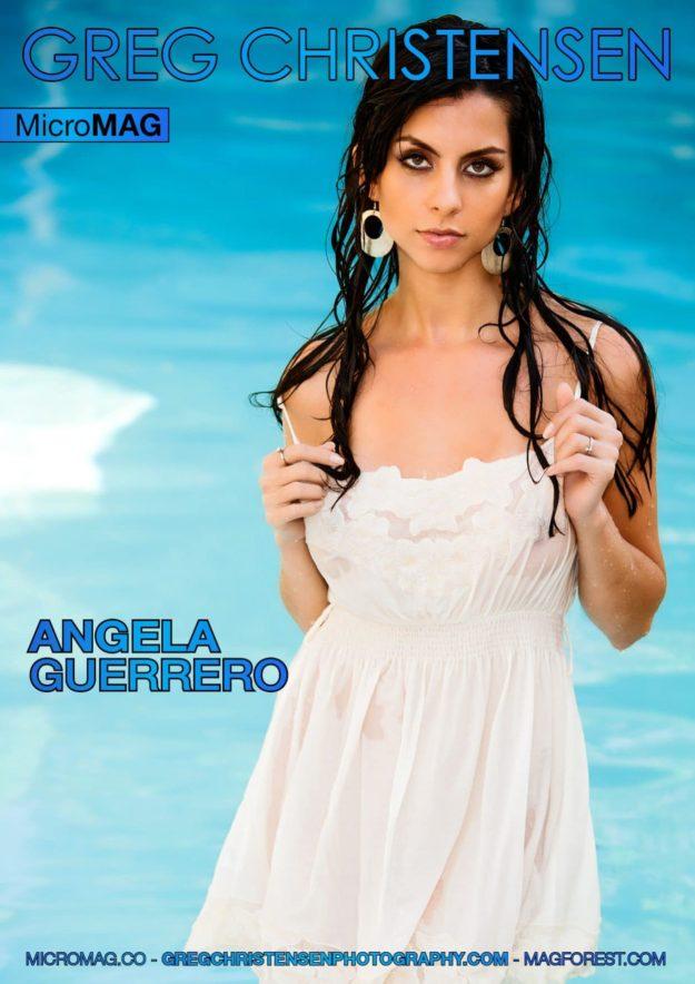 Greg Christensen MicroMAG – Angela Guerrero – Pool