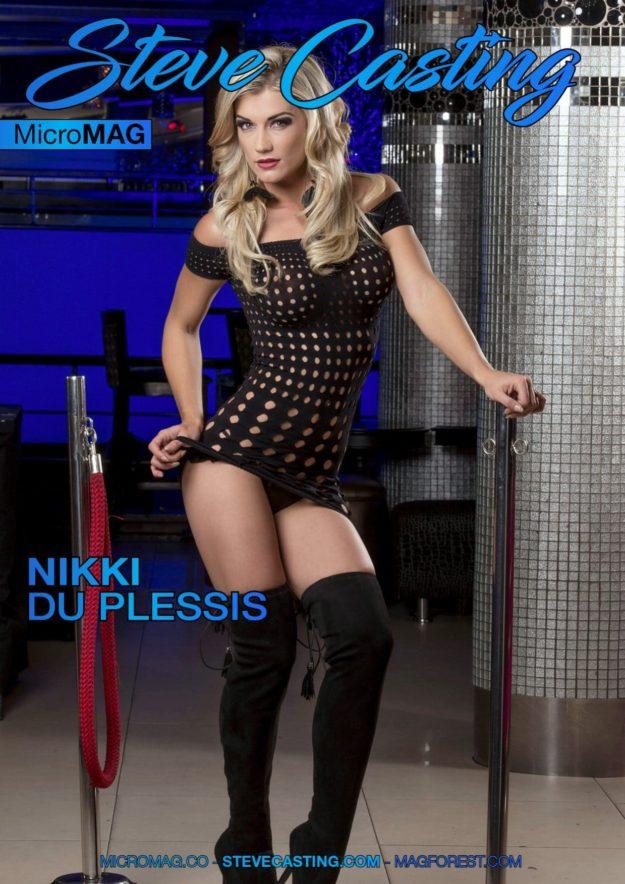 Steve Casting MicroMAG – Nikki Du Plessis