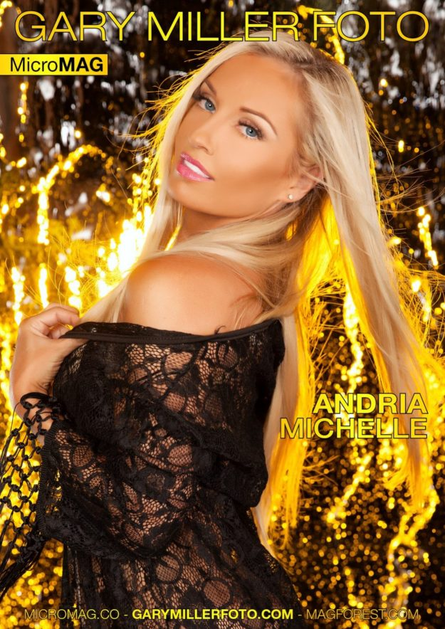 Gary Miller Foto MicroMag – Andria Michelle
