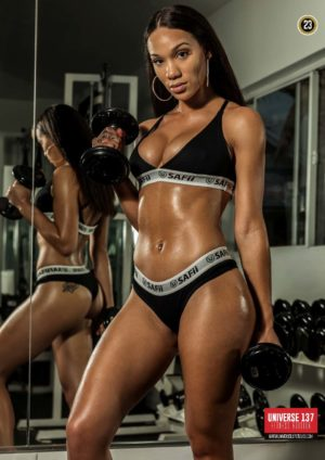Universe 137 Magazine - Fitness Edition - April - May 2017 2