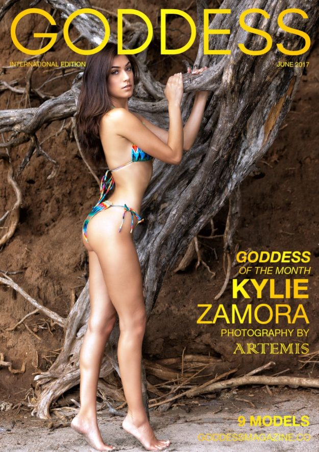 Goddess Magazine – June 2017 – Kylie Zamora