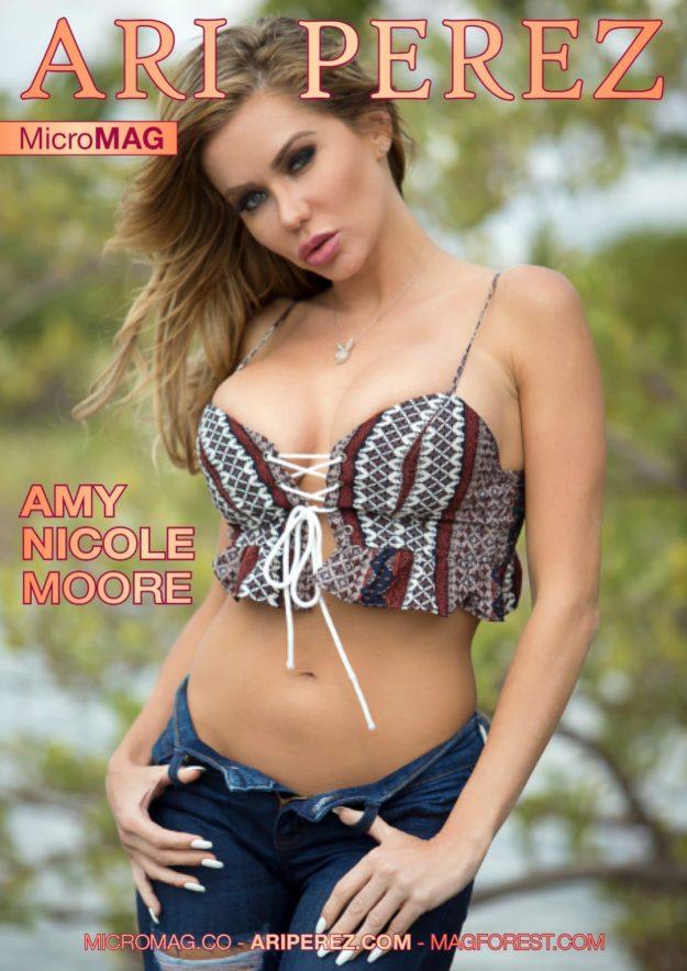 Ari Perez MicroMAG – Amy Nicole Moore
