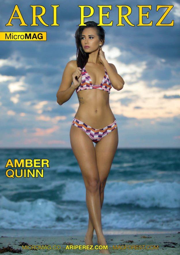 Ari Perez MicroMAG – Amber Quinn