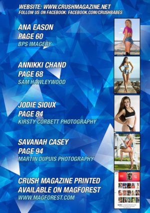 Crush Magazine - June 2017 - Katy Johnson 2