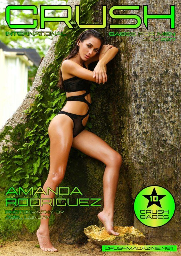 Crush Magazine – July 2017 – Amanda Rodriguez