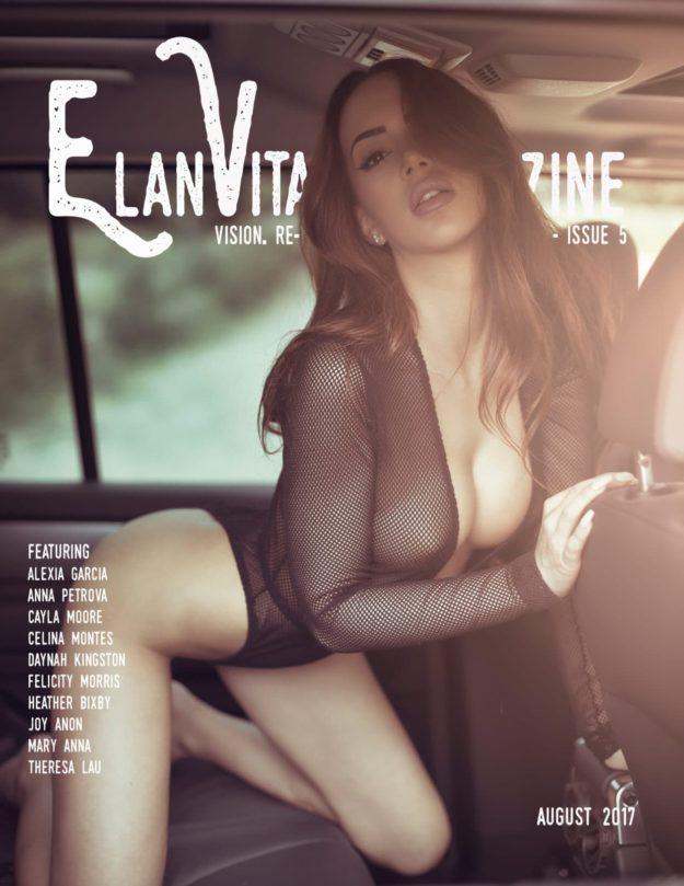 Elan Vital Magazine – August 2017