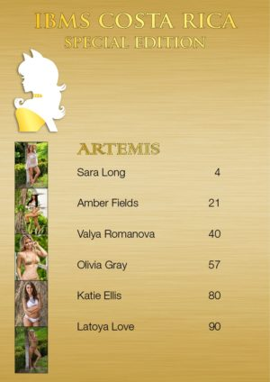 Vanquish Magazine - IBMS Costa Rica - Part 1 - Amber Fields 1