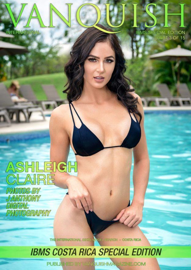Vanquish Magazine – IBMS Costa Rica – Part 3 – Ashleigh Claire