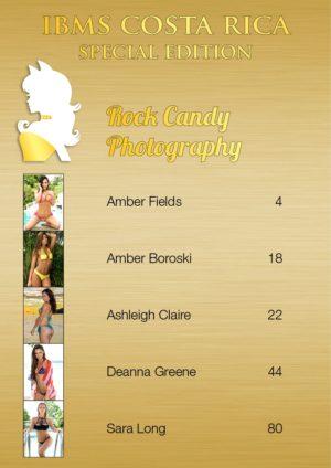Vanquish Magazine - IBMS Costa Rica - Part 4 - Amber Fields 1
