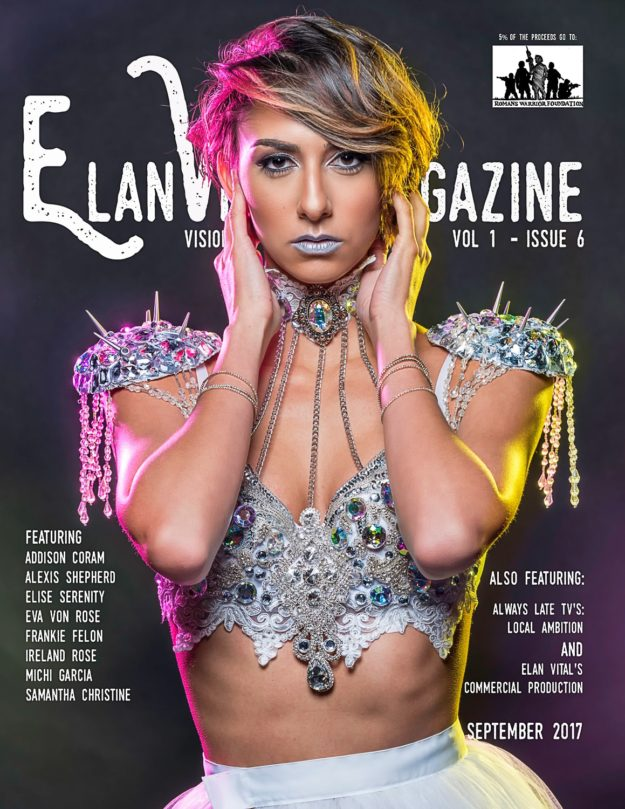 Elan Vital Magazine – September 2017
