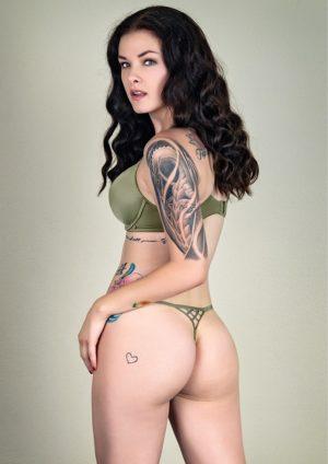 Vanquish Tattoo Magazine – September 2017 – Charise Jeanine 5