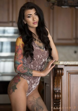 Vanquish Tattoo Magazine – September 2017 – Tania Simmonds 2