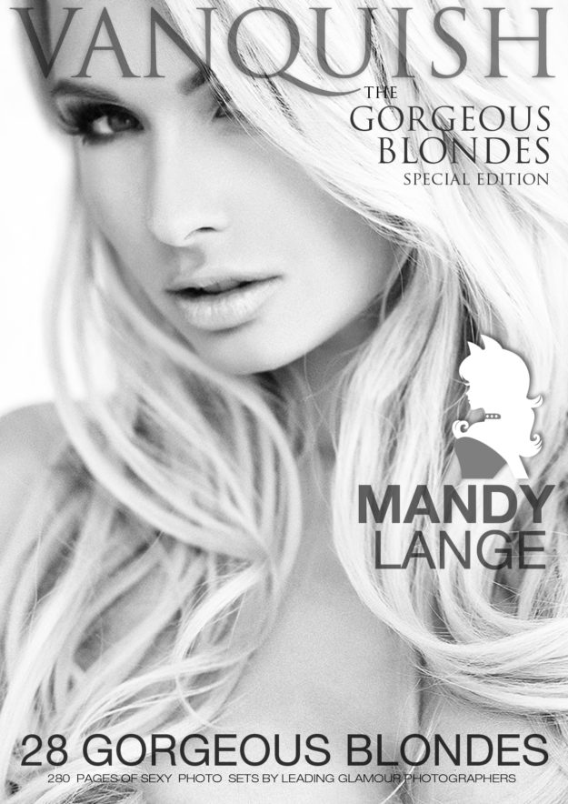Vanquish Magazine – Gorgeous Blondes 2016 – Exclusive Book