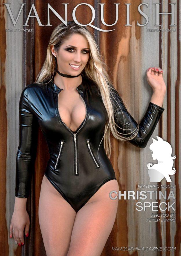 Vanquish Magazine – February 2018 – Christina Speck