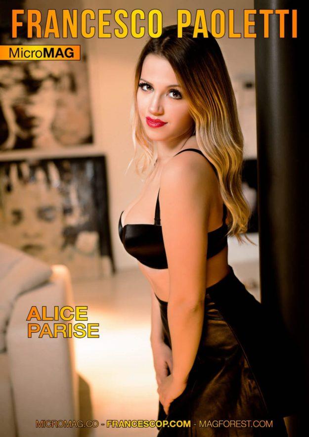 Francesco Paoletti MicroMAG – Alice Parise