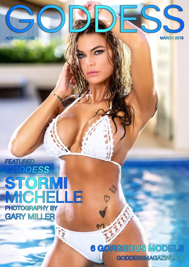 Goddess Magazine – March 2018 – Stormi Michelle
