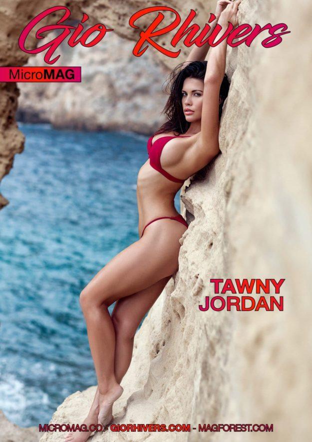 Gio Rhivers MicroMAG – Tawny Jordan