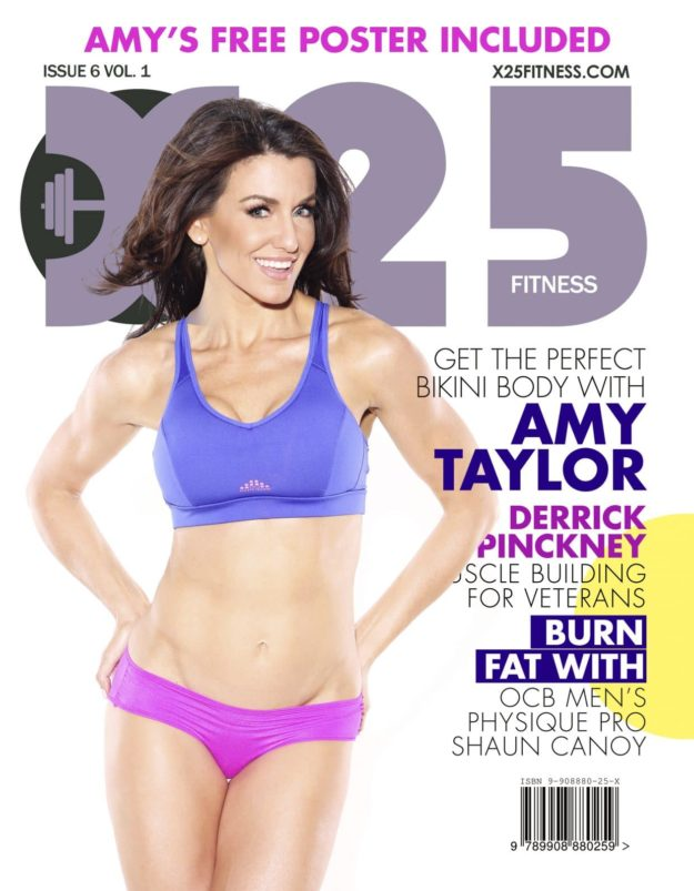 X25 Fitness Magazine – Issue 6