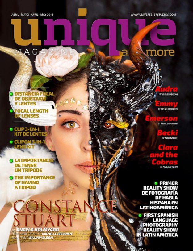 Unique Magazine – April – May 2018