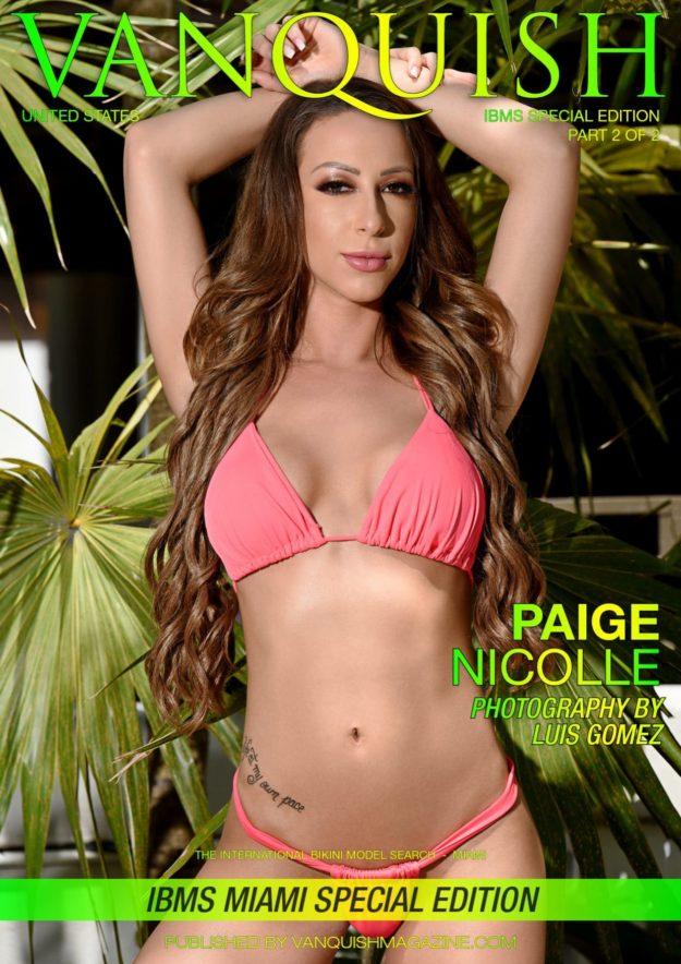 Vanquish Magazine – IBMS Miami – Part 2 – Paige Nicolle