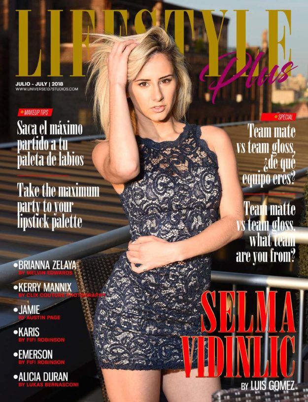 Lifestyle Plus Magazine – July 2018