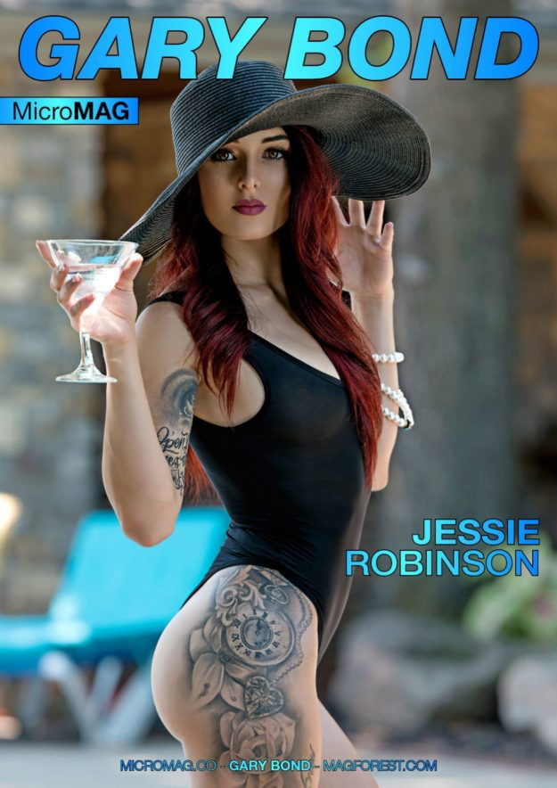 Gary Bond MicroMAG – Jessie Robinson