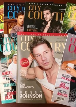 City To Country Magazine - May - June 2018 2