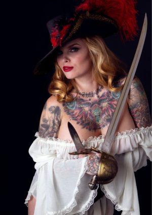 Vanquish Tattoo Magazine - March 2016 - Charise Jeanine 4