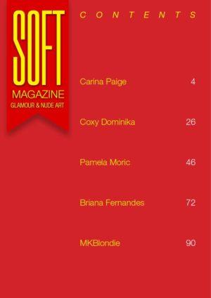 Soft Magazine - September 2018 - Coxy Dominika 1