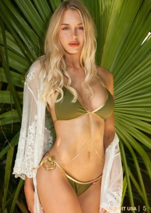 Swimsuit USA MicroMAG - Ambree Dinges 1