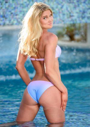 Swimsuit USA MicroMAG - Kimberly Grovak 1