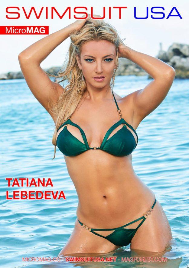 Swimsuit USA MicroMAG – Tatiana Lebedeva