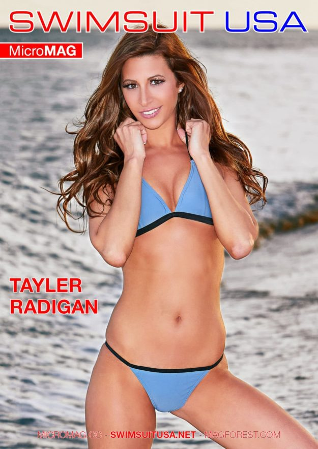 Swimsuit USA MicroMAG – Tayler Radigan