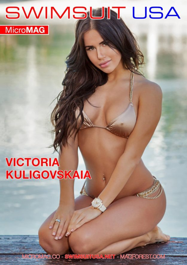 Swimsuit USA MicroMAG – Victoria Kuligovskaia