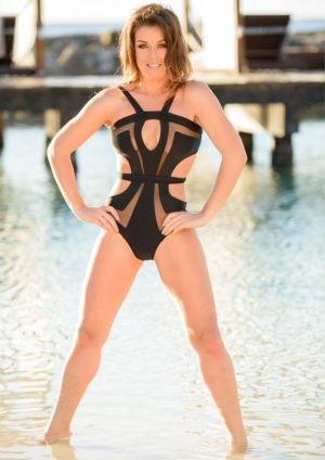 Swimsuit USA MicroMAG - Kamilla Mihalik 1